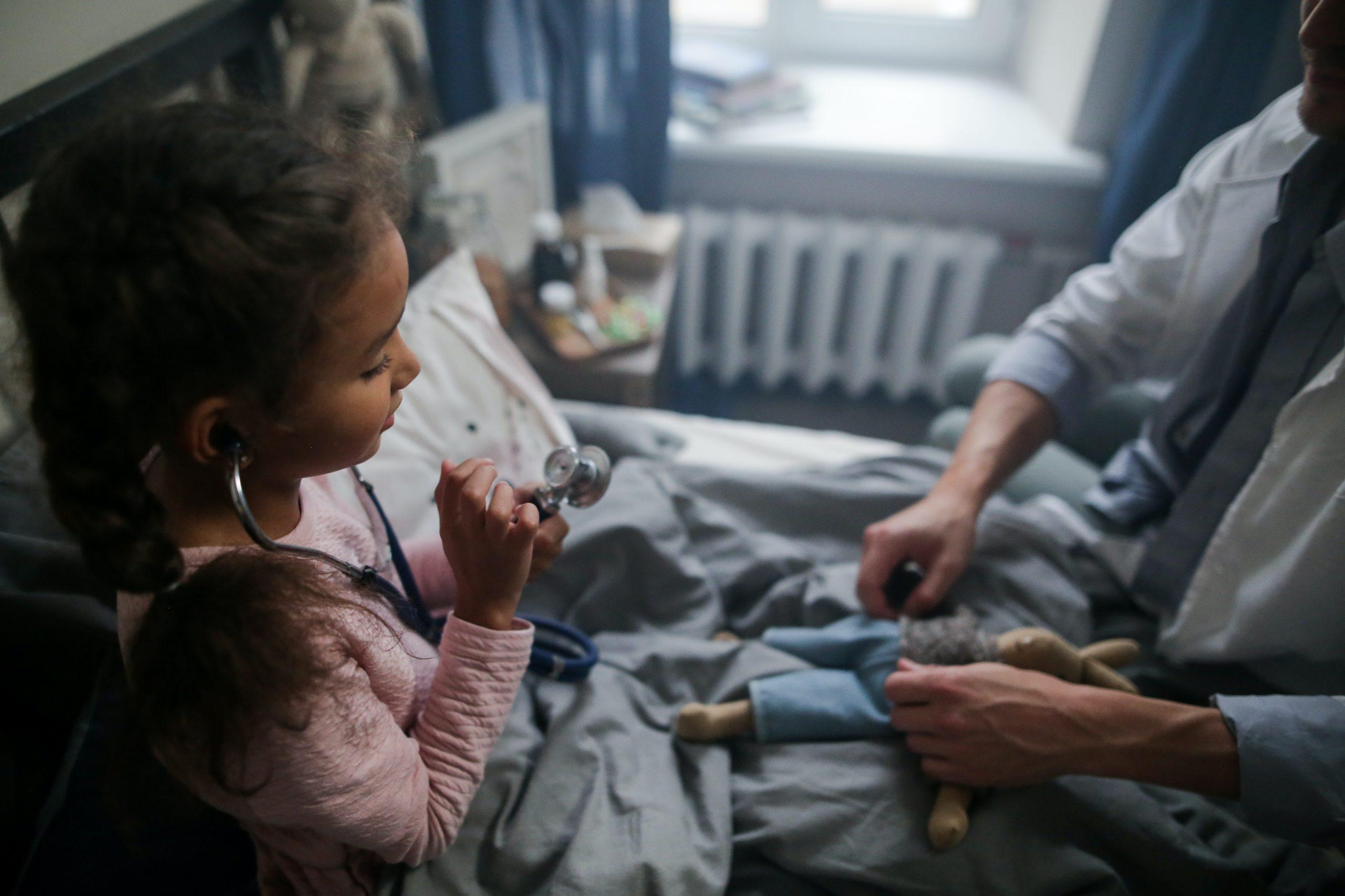Pediatra e Bambini